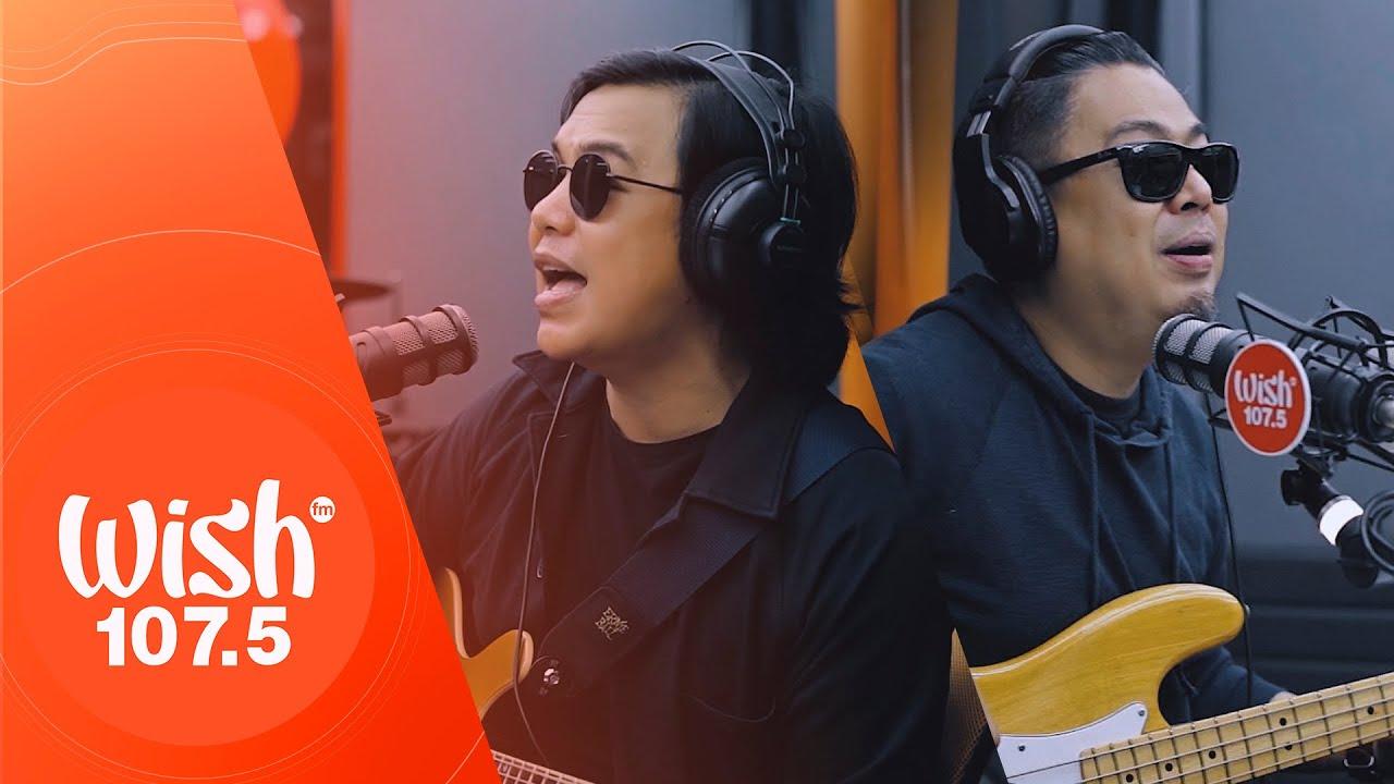 """SUZARA performs """"MTM (Magkakasama Tayong Muli)"""" LIVE on Wish 107.5 Bus"""