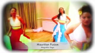 Mauritius Sega Dance - By Mauritian Fusion Sega Dancers - Music of Mauritius - Sega Mega Mix