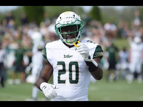 2017 USF Spring Game Highlights