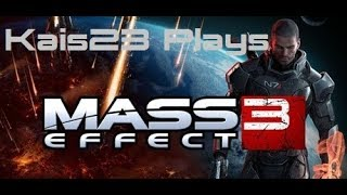 Mass Effect 3 Part 24 - 5 Minute Side Missions