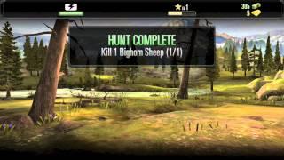 Deer Hunter 2014 - HD Gameplay - iOS