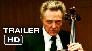A Late Quartet Official Trailer #1 (2012) - Philip Seymour Hoffman, Christopher Walken Movie HD