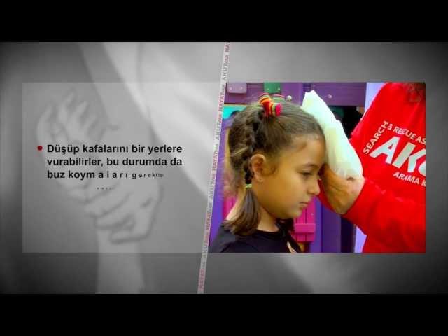 AKUT Var Hayat Var - Çocuklar için İlk Yardım Bilgileri Nasıl Verilmelidir?