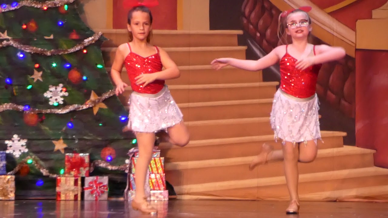 EH Jazz Tap 2 Holiday 2019