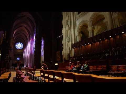 St. John the Divine Organ Demonstration