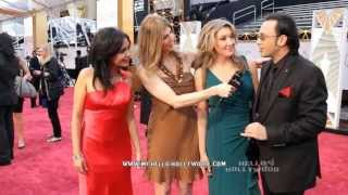 Oscar Red Carpet 2015 Hello Hollywood TV