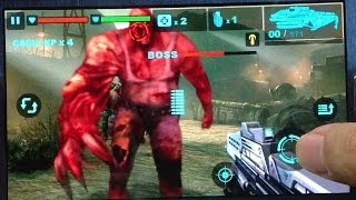 Zombie Frontier 2 - Level 41 With Armor Piercing Bullet #3 (BOSS)