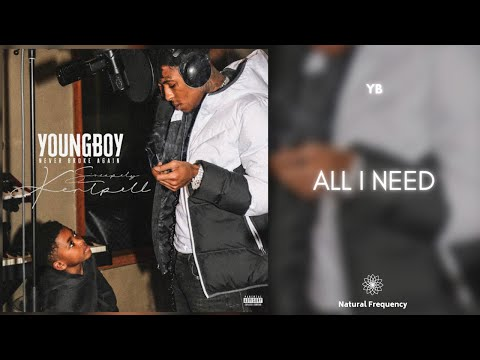 YoungBoy Never Broke Again – All I Need [432Hz]