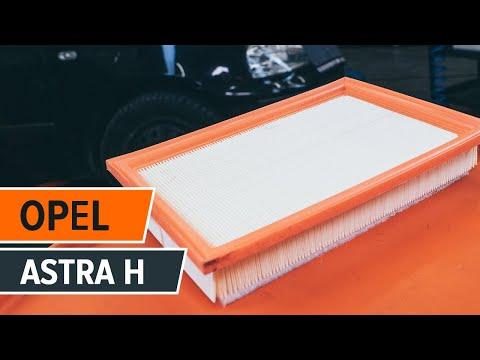 filtre a air opel astra