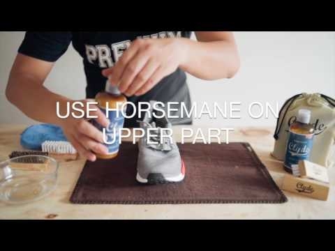 How to Clean Mesh Sneakers
