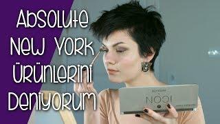 Yeni Absolute New York Ürünlerini Deniyorum   Absolute New York Detaylı Ürün Yorumları