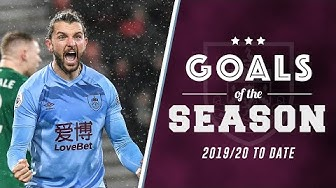 GOALS OF THE SEASON | All Goals To Date 2019/20