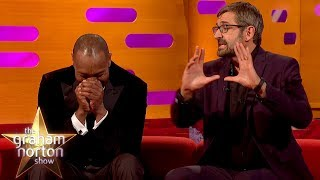 Louis Theroux Auditioned For Porn | The Graham Norton Show