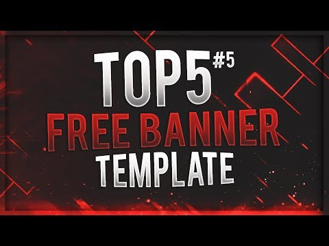 TOP 5 3D Banner Templates Free Download #5
