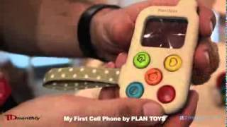 Telefono móvil para niños PlanToys