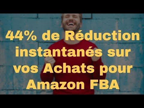 Astuce De FOU Pour Obtenir 44% De Réduction Sur Vos Achats Amazon FBA | Online Et Retail Arbitrage