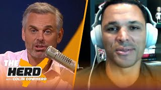 Russell Wilson is the best quarterback in the NFL, Cam Newton is back - Gonzalez | NFL | THE HERD