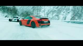 Скандинавский форсаж: гонки на льду (2016) Официальный тизер. Премьера 26 января 2017