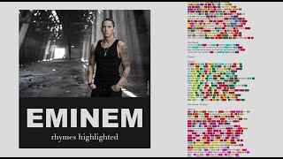 Eminem - Stay Wide Awake - Lyrics, Rhymes Highlighted (146)