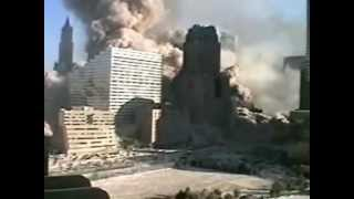 WTC 9 11 Building 7 Dust Wave Effervescing Plus Mushroom Cloud!