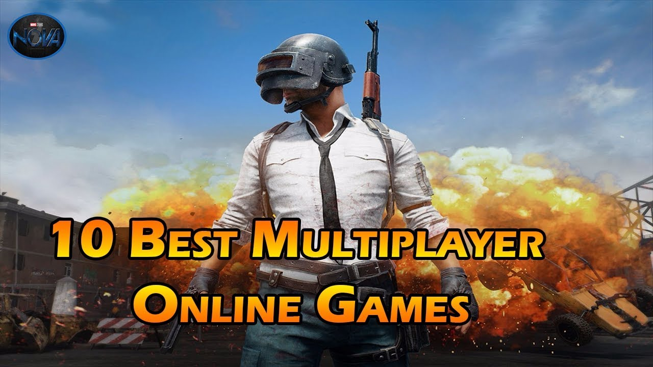 Top 10 Best Online Multiplayer Games In The World 2020