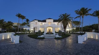 Oceanfront Dreamscape Estate - Luxury Homes - 2150 South A1a Vero Beach, Florida