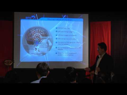 Circadian Rhythms and Mental Disorders: Jin Yi at TEDxFountainValleyHighSchool