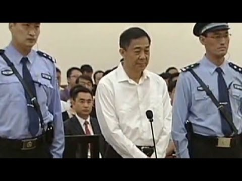 The mighty fall of Bo Xilai