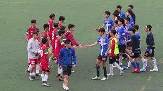 啟思vs瑪利諾中學(2018.3.14.D3K1學界足球乙組決賽)精華