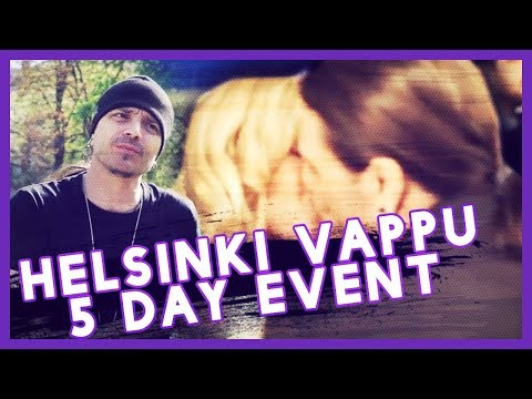 "Our best PUA Event of the Year Finland ""Vappu"" 5 DAYS!!! Infield. Video 1"