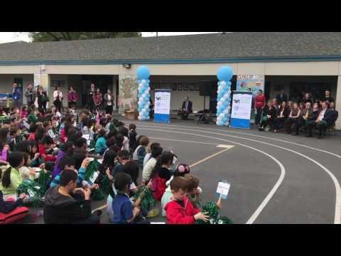 William Land elementary school win 10000 Dollars