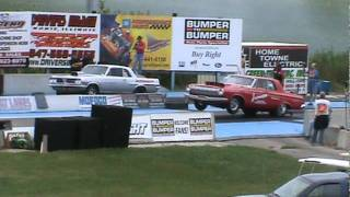 2011 Time Machine Nationals - NSS - Pontiac vs Dodge - 9-4-11