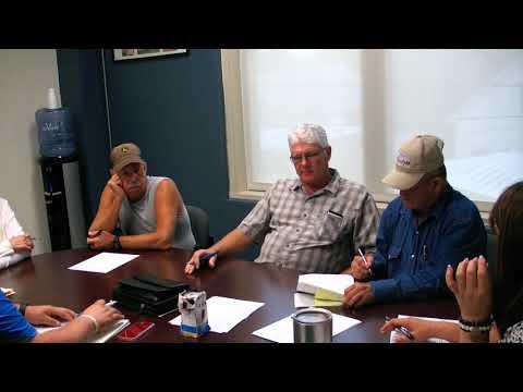 Alfalfa County Commissioners