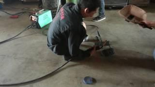 【TAIWAN POWER】清水牌 8kg重量co2焊接設備 專業教學 清水牌製造廠0426261911