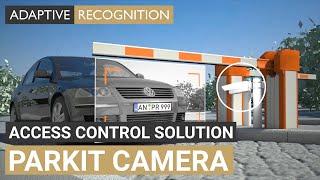 ANPR technology - ParkIT Camera for LPR - ARH Inc.