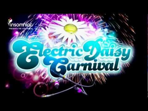 Chuckie @ Electric Daisy Carnival 2012 Las Vegas (Liveset) (HD)