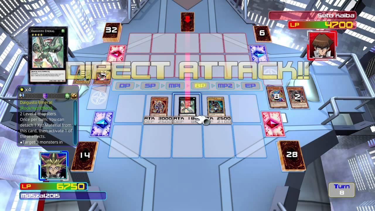 yu gi oh legacy of the duelist dark magician deck profile youtube