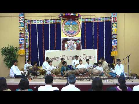 Adi Taal - Sankara Drumming Group Annual event - Sunday Oct 27th 2013
