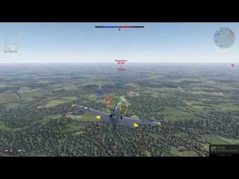 warthunder Some casual p36-A10 squad play