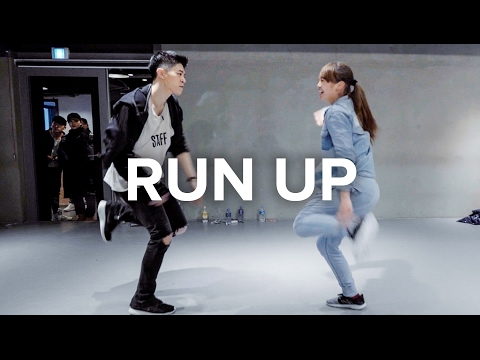 Run up  Major Lazer feat PARTYNEXTDOOR & Nicki Minaj  Bongyoung Park Choreography