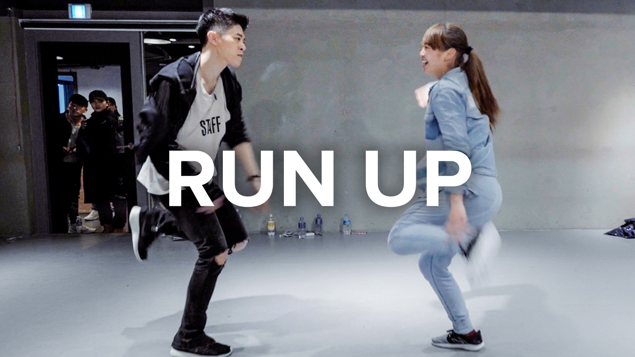 Download Run up - Major Lazer feat. PARTYNEXTDOOR & Nicki Minaj / Bongyoung Park Choreography