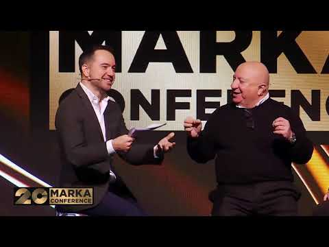 MARKA Konferansı 20. Yıldan İzler - Kaan Sekban & Sani Şener & Agah Uğur & Ahmet Dördüncü