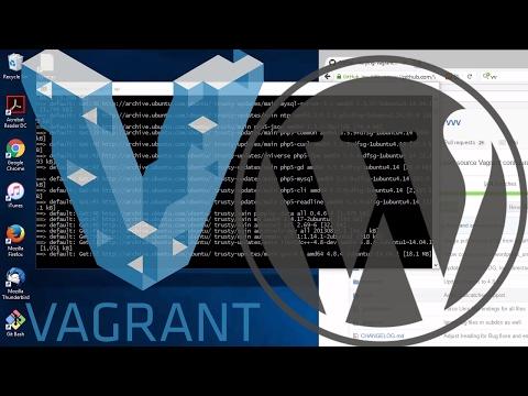 VVV Setup Windows 10 for Local WordPress Development (Varying Vagrant Vagrants)