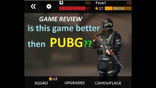 Online 3D game review-Code of war..