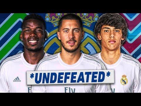 EDEN HAZARD REAL MADRID CHALLENGE!! FIFA 19 Career Mode