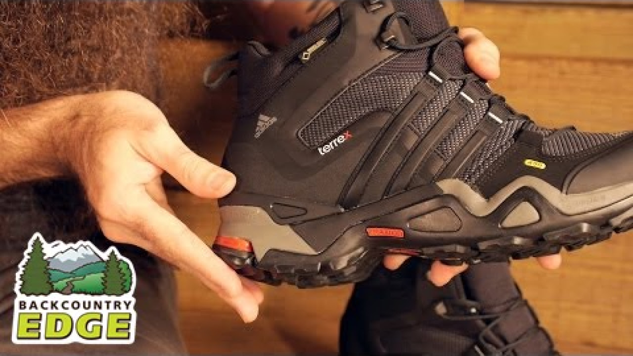Terrex Fast X High GTX Hiking Boots