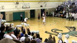 Kennedy vs Cypress Basketball 2011