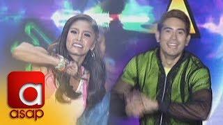 ASAP: Kim and Gerald on ASAP Supah Dance