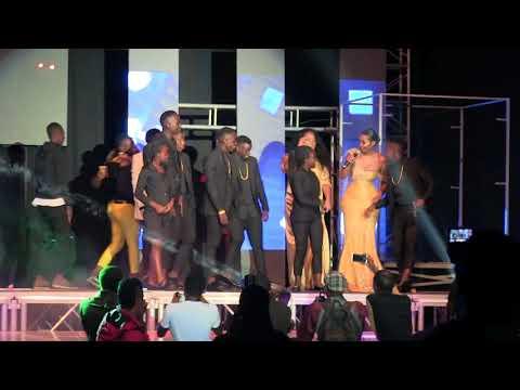 Triplets Ghetto Kids highlights at the Uganda Entertainment Awards 2017
