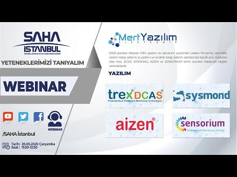 SAHA İstanbul MSE trexDCAS (MERT YAZILIM)